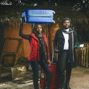 Is Simi and Falz Running Away From The Country Together? [Photo]